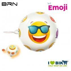 Campanello Emoji Cool 58 mm BRN - 1