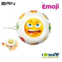 Campanello Emoji Arrabbiato 58 mm