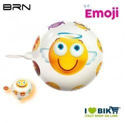 Campanello Emoji Angioletto 58 mm BRN - 1