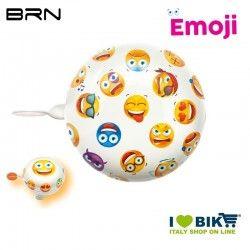 Campanello Emoji 58 mm BRN - 1