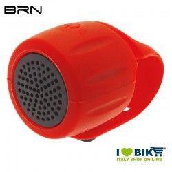 Campanello Elettronico Cicalino, rosso BRN - 1