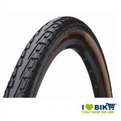Copertone 28x1.75 Conti RideTour, nero/marrone