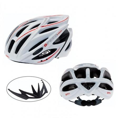 BRN Speed Light Helmet In-mold white L-XL