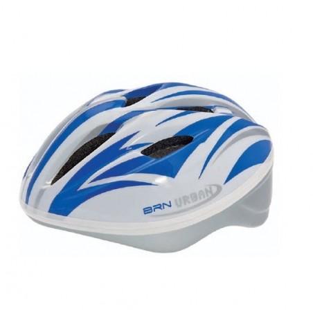 BRN Urban Helmet White / Blue M