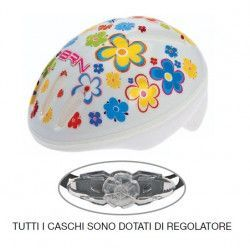 Casco Bimbo Flower Power XS-S