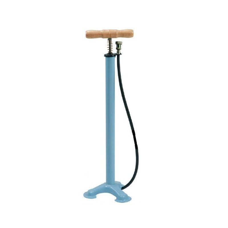 Pump Workshop no. 4 Vintage Blue  - 1
