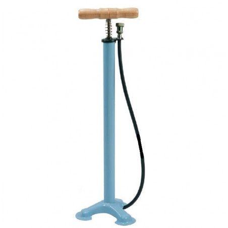 Pump Workshop no. 4 Vintage Blue