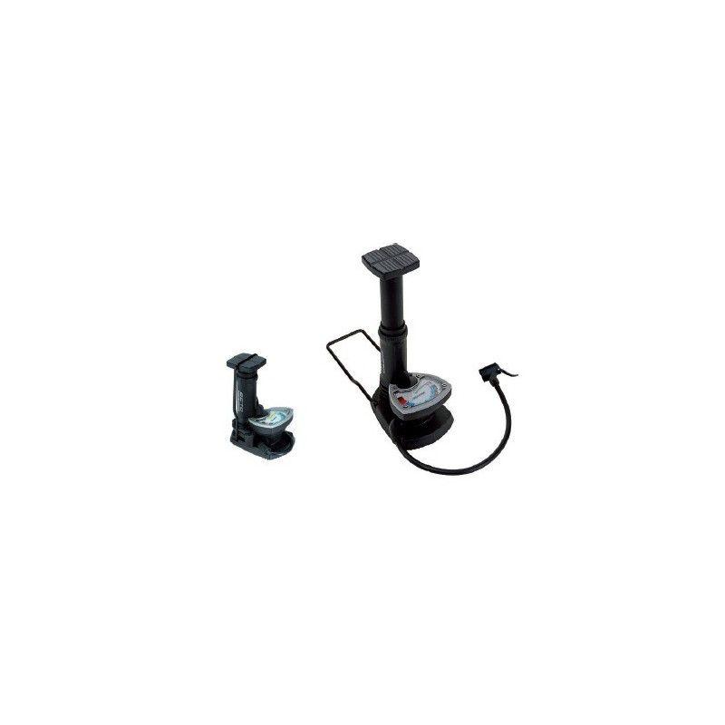 Beto Foot Pump with Pressure Gauge Compact  - 1