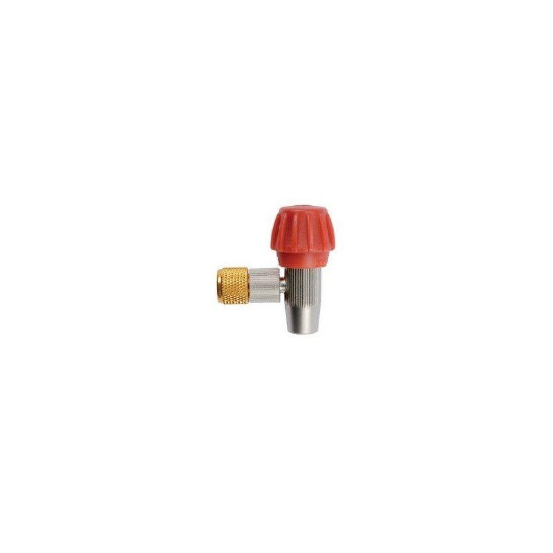 Pressure regulator aluminum Lufe  - 1