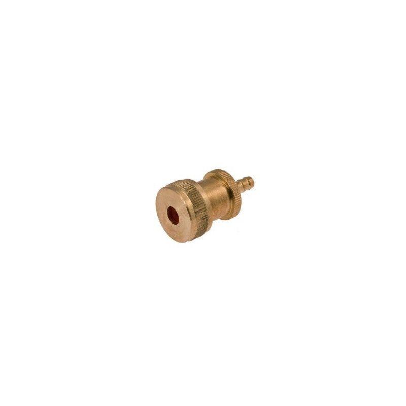 Pump connector ride big brass  - 1