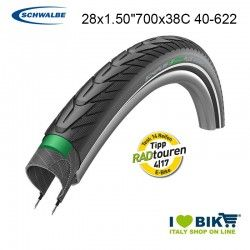 Tire 28x1.50 Schwalbe Energizer Plus HS492 TSR Black