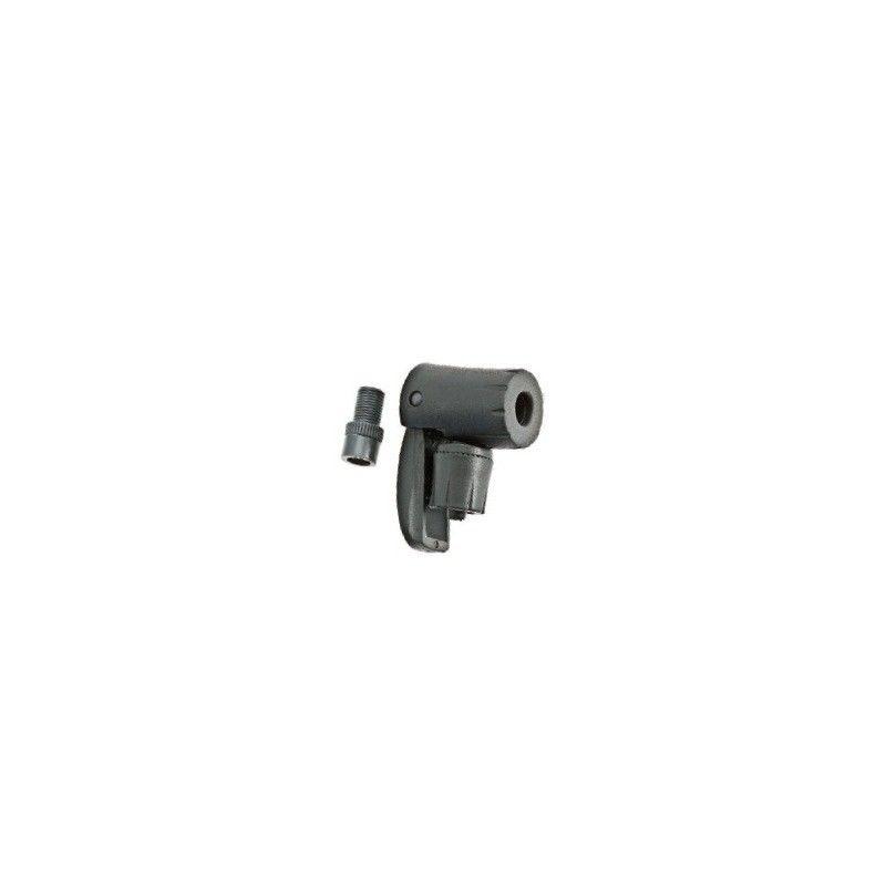 Pump connector plastic 1 entry  - 1