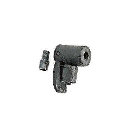 Pump connector plastic 1 entry