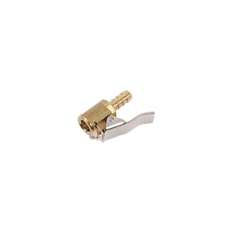 Pump connection for compressor  - 1