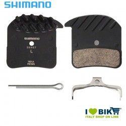 Pastiglie in resina SHIMANO H01A SAINT/ZEE