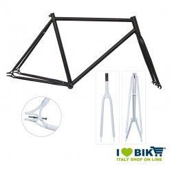 Fixed Frame - 50 TIG welds matt black