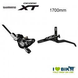 Disc brake lever 2.5 fingers Deore XT trekking BR-T 8000 1700mm black