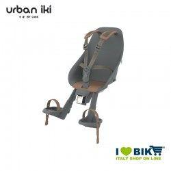 Seggiolino anteriore Urban Iki Bincho Black Kurumi brown