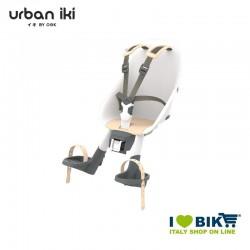 Seggiolino anteriore Urban Iki Shinju white Kinako beige