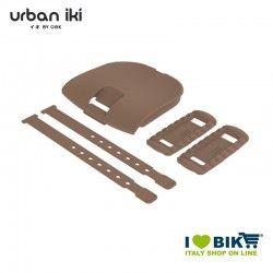 Set styling Urban Iki per seggiolini anteriori Kurumi brown