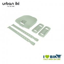 Set styling Urban Iki per seggiolini anteriori Chigusa green