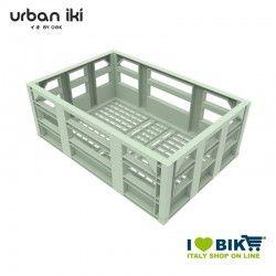 Front basket Urban Iki Chigusa green