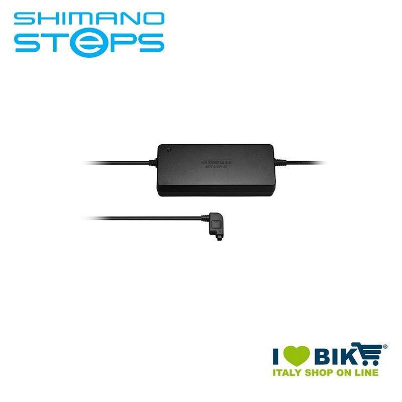 Caricabatteria STEPS - NO Adattore x BM-E6000 E6010 E8000 Shimano Steps - 1