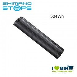 Down Tube Battery BT-E8035 Shimano STEPS 36V 504Wh