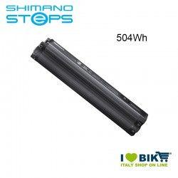 Down Tube Battery BT-E8035 Shimano STEPS 36V 504Wh