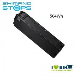Down Tube Battery BT-E8020 Shimano STEPS 36V 504Wh black