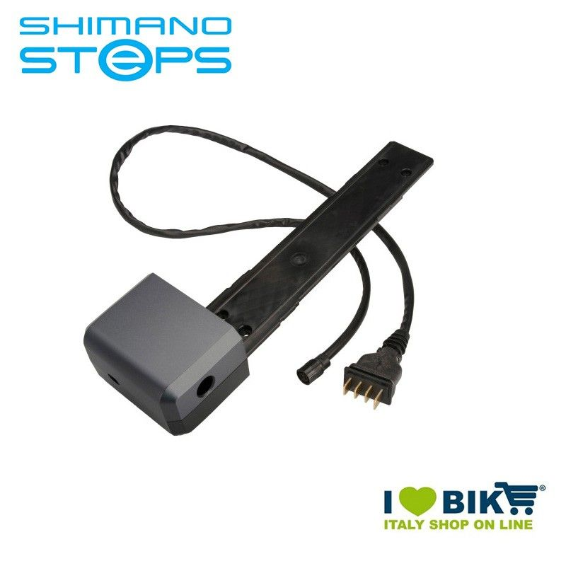 Portabatteria Posteriore SM-BME60 STEPS Grigio Shimano Steps - 1