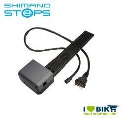 Rear battery case SM-BME60 STEPS + Cylinder Grey