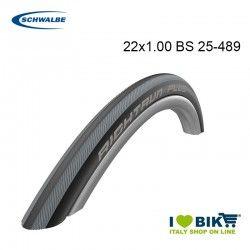 Copertone Carrozzine 22x1.00 RightrunPlus HS387 TwSkin grigio nero