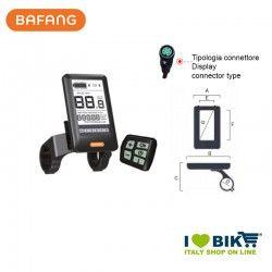 Display E-Bike Bafang HMI DP C10.UART 36V