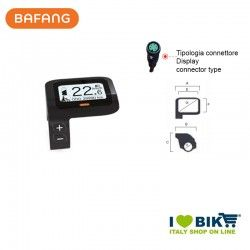 Display E-Bike Bafang HMI DP C11.UART 36V