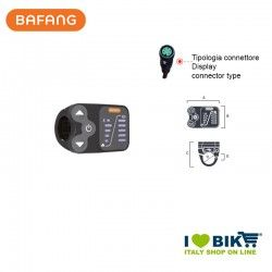 Display E-Bike Bafang HMI DP C08.UART 36V