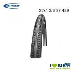 Tire 22x1 Schwalbe HS110 TSkin black