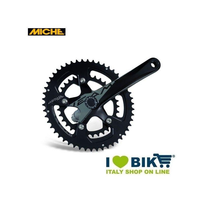 Crank (R + L) MICHE Compact 34/50 EVO MAX ped.170 Miche - 1
