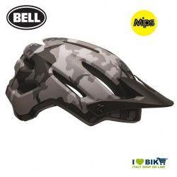 Casco aperto Bell 4forty con tecnologia Mips colore MATTE/GLOSS BLACK/CAMO