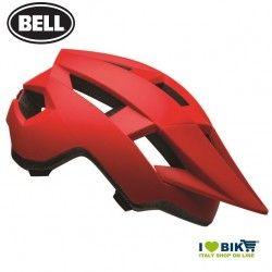 SPARK MATTE/GLOSS RED/GRAY Casco Bell