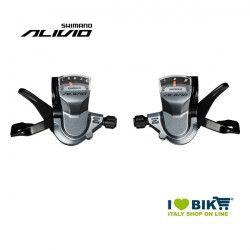 Coppia comandi cambio Shimano Alivio SL-M 4000 9X3V