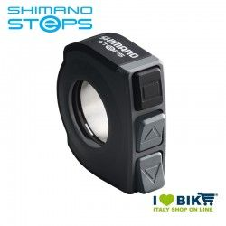 Gruppo interruttori Shimano STEPS SW-E6000 STEPS Nero