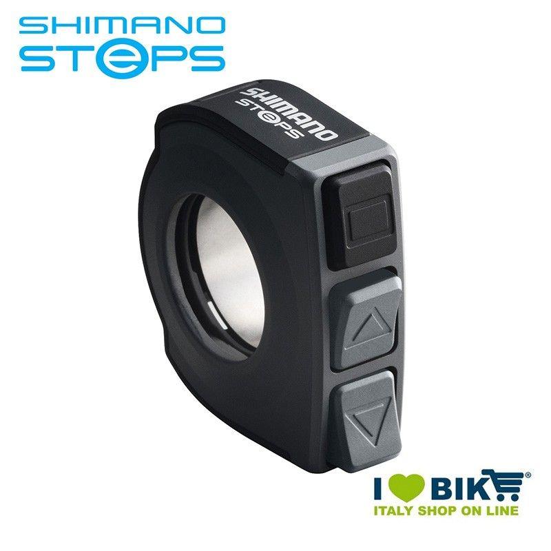 Switch Unit Shimano STEPS SW-E6000 STEPS Black
