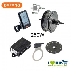 Rear engine kit 250W Cassette Bafang