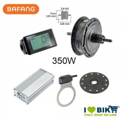 Rear engine kit 350W Bafang