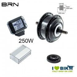 Front engine kit 250W BRN