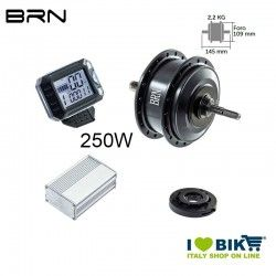 Rear engine kit 250W THREAD BRN