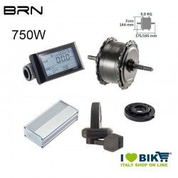 Rear engine kit 750W FATBIKE BRN