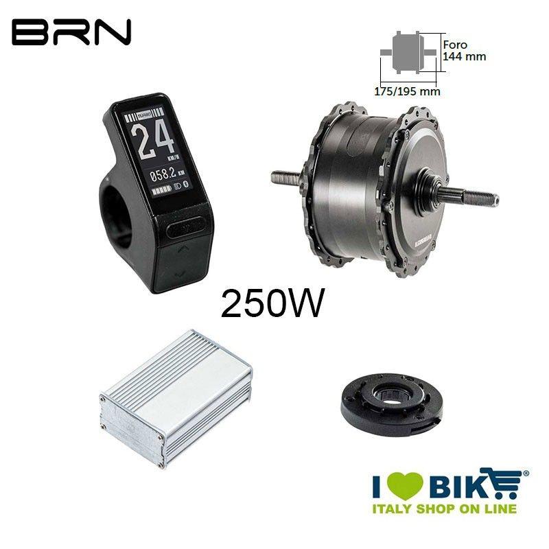 Rear engine kit 250W FATBIKE BRN