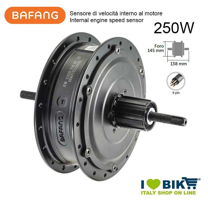 Rear engine 250W MOD 200 Cassette BAFANG Bafang - 1